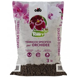 Terriccio Specifico per Orchidee CIFO