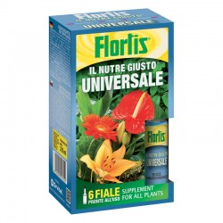 Concime in Fiale Universale NUTRE GIUSTO FLORTIS